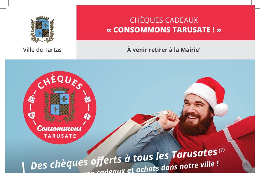 Chèques Consommons Tarusate